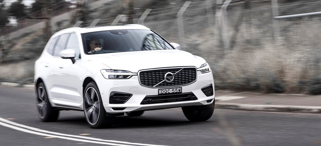 2018 Volvo Xc60 Range Review