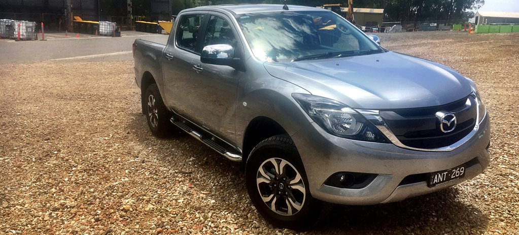 Trade ute or passenger car: can the Mazda BT-50 be both?