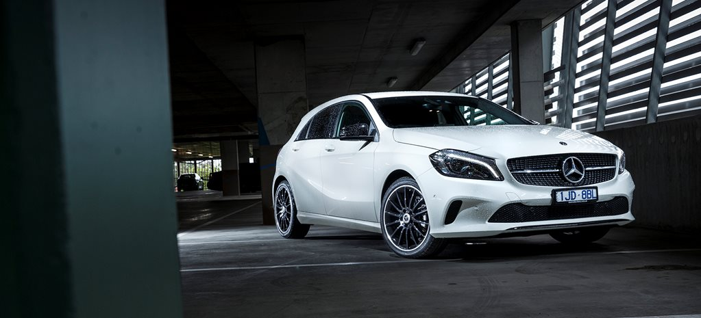 2018 Mercedes-Benz A-Class City Edition revealed