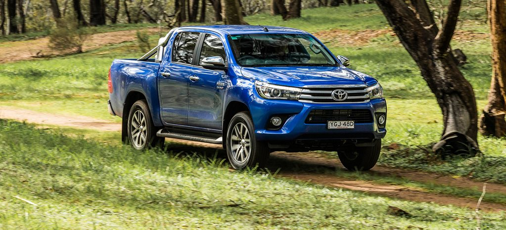 Australia's top selling cars in January