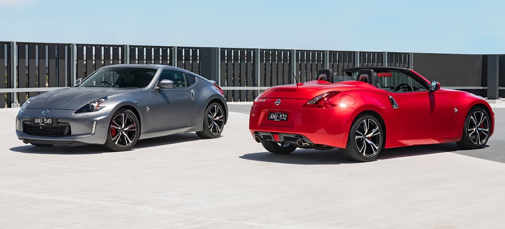 2018 Nissan 370Z update arrives in Oz