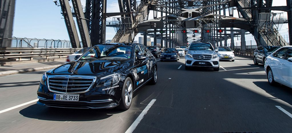 Melbourne named as big challenge to self-driving cars