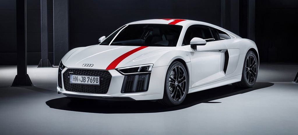 2018 Audi R8 RWS brings rear-drive to sports coupe line-up