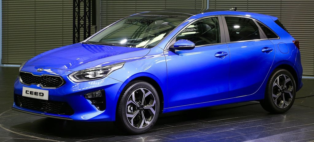 2019 Kia Cerato hatch styling revealed