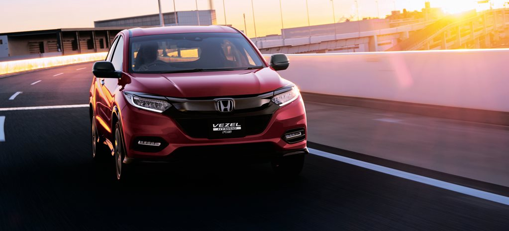 2018 Honda HR-V receives a mid-life facelift