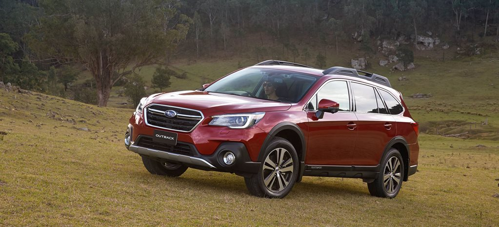 2018 Subaru Outback Range Review