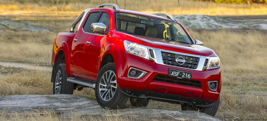 2018 Nissan Navara trade ute pricing and features