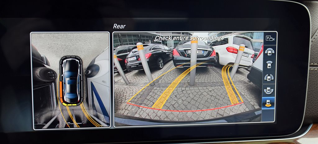 360 Degree Parking Monitors Explained