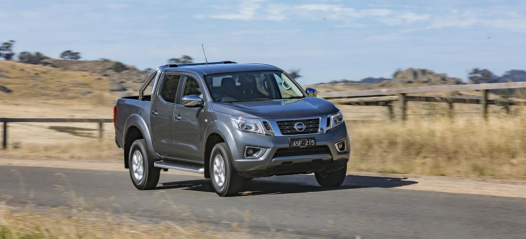 nissan navara 2018 review price features. Black Bedroom Furniture Sets. Home Design Ideas