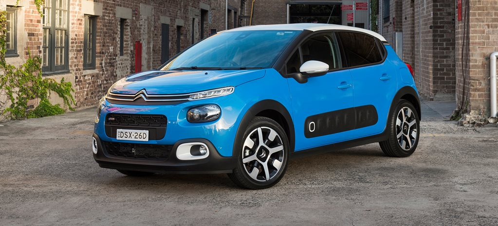 2018 citroen c3 shine quick review. Black Bedroom Furniture Sets. Home Design Ideas