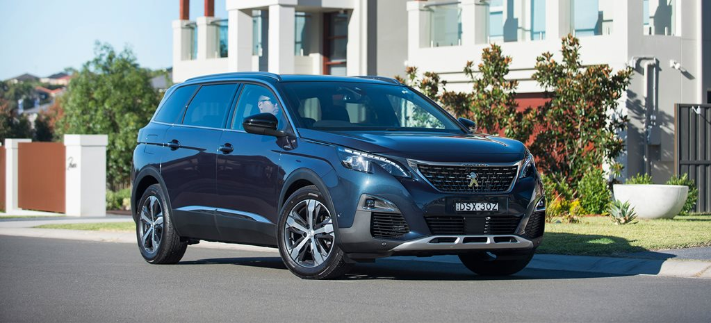 Peugeot 5008 GT-Line Quick Review
