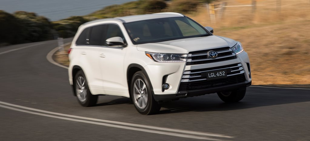 2018 Toyota Kluger Which Spec is best