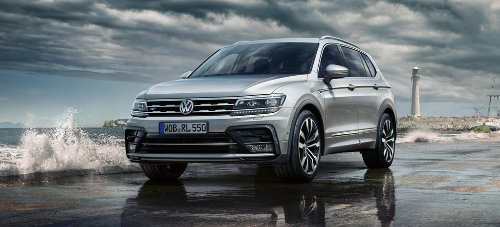 2018 Volkswagen Tiguan Allspace local range and features