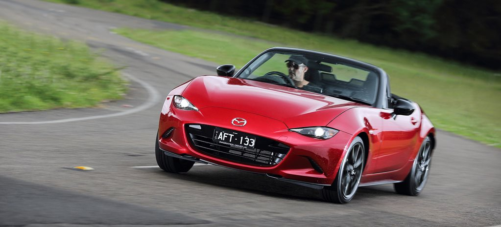 2018 Mazda MX-5 gains minor upgrade, price bump