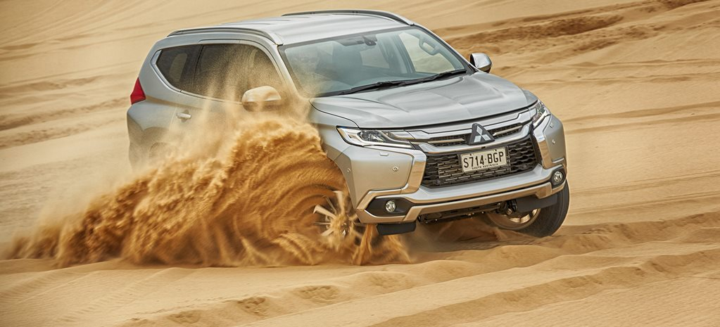 2018 Mitsubishi Pajero Sport pricing and features