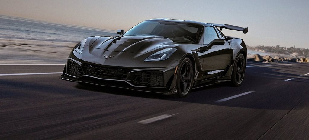 2018 Chevrolet Corvette ZR1 will crack 100kmh in less than three seconds