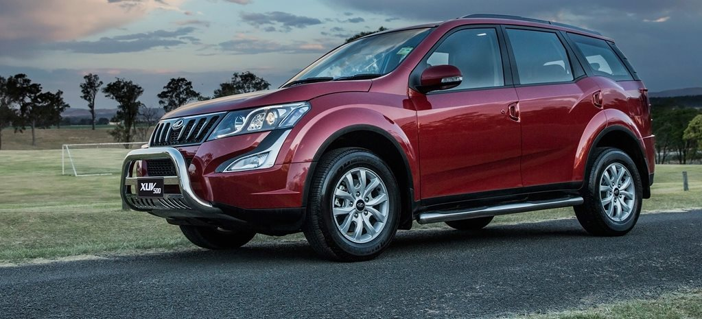 2018 Mahindra XUV 500 adds petrol engines to its range