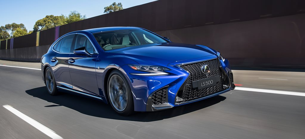 2018 Lexus LS 500 pricing and features