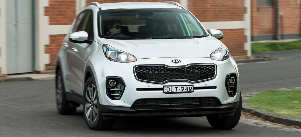 Kia Sportage SLi review: Medium SUV megatest 5th