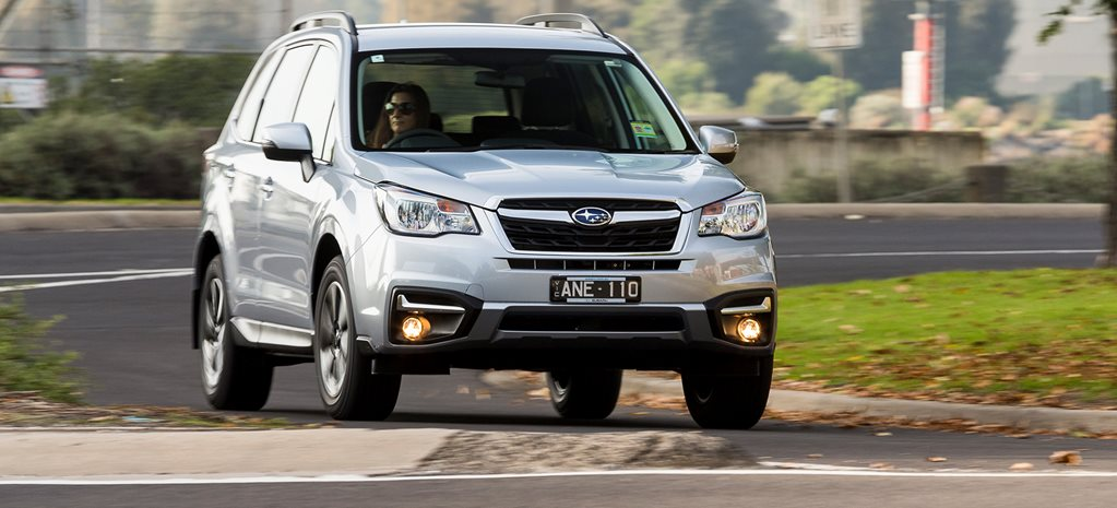 2018 Subaru Forester 2.5i-L review: Medium SUV megatest 4th