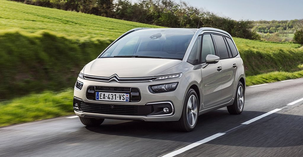 2018 Citroen Grand C4 Picasso pricing and features revealed