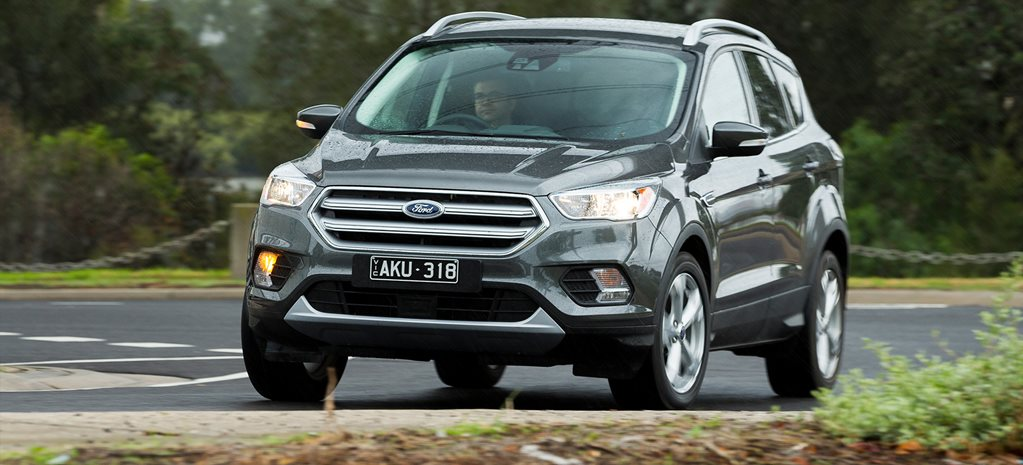 2018 Ford Escape Trend review: Medium SUV megatest 3rd