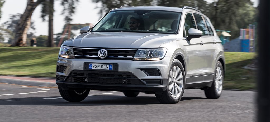 2018 Volkswagen Tiguan Trendline review: Medium SUV megatest 2nd