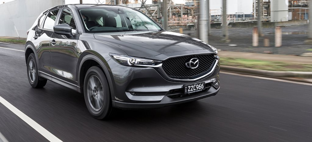 2018 Mazda CX-5 Maxx Sport review: Medium SUV megatest Winner