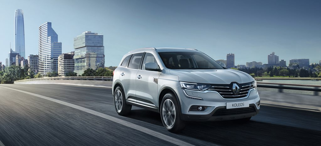 2018 Renault Koleos gains free tech upgrade