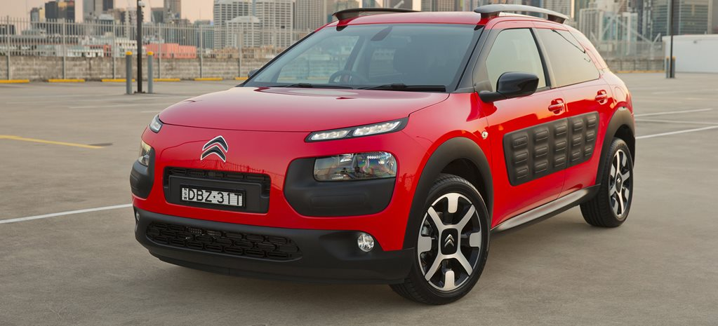 2018 Citroen C4 Cactus Exclusive 1.2L Auto quick review