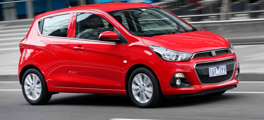Holden Spark snuffed out for Australian market