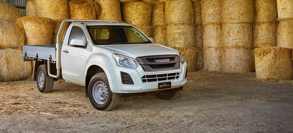 2018 Isuzu D-Max pricing and features