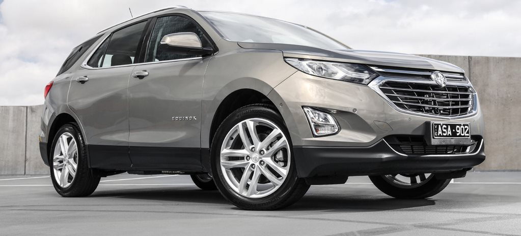 2018 Holden Equinox LTZ-V long-term review, part one
