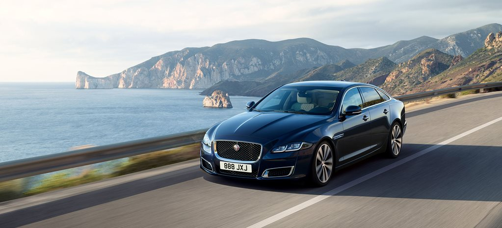 2019 Jaguar XJ50 special edition revealed