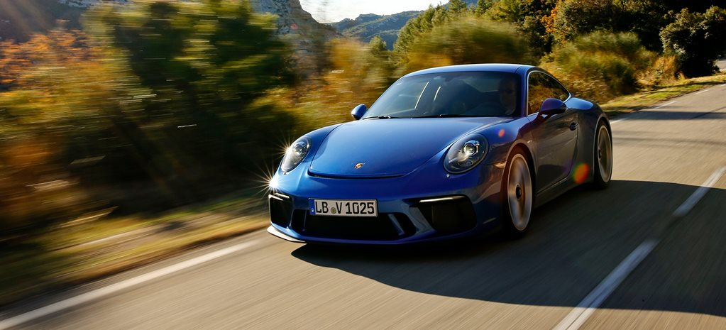 2018 Porsche 911 GT3 Touring review