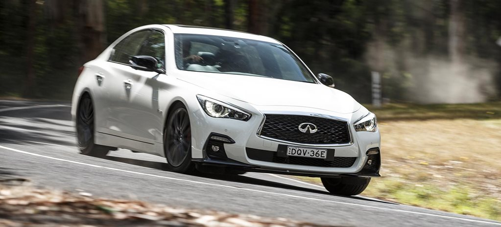 2018 Infiniti Q50 Red Sport long term review Part 2 verdict