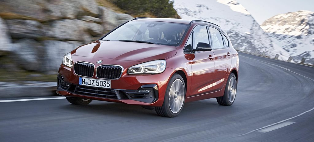 2018 BMW 2 Series Active Tourer facelift bumps up entry price