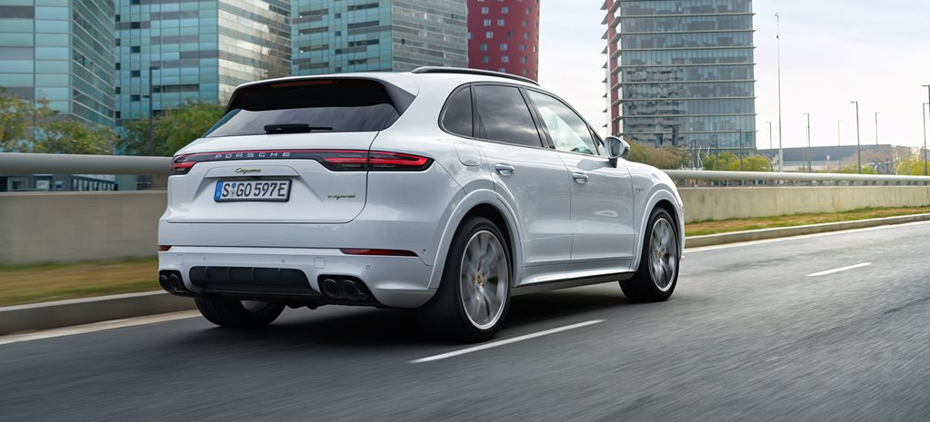 2018 Porsche Cayenne E-Hybrid revealed with hypercar boost mapping