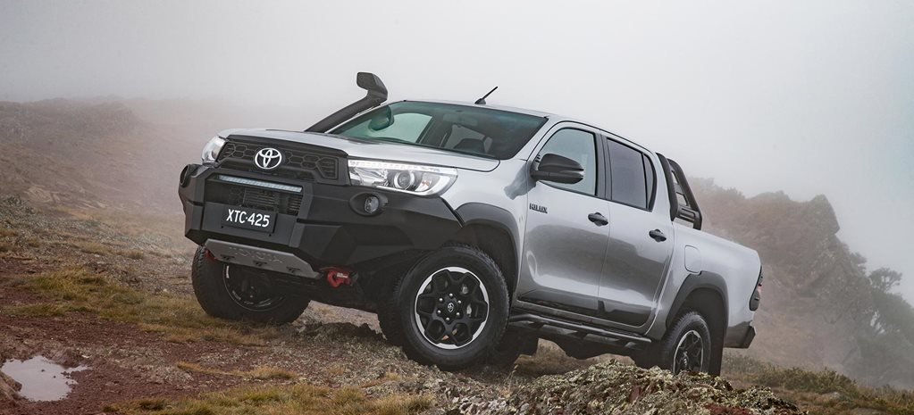 Toyota Hilux is the best-selling 4x4 in Australia