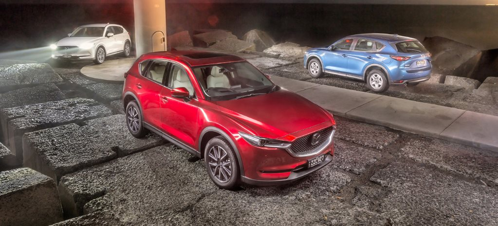 2018 Mazda CX-5 pricing and features