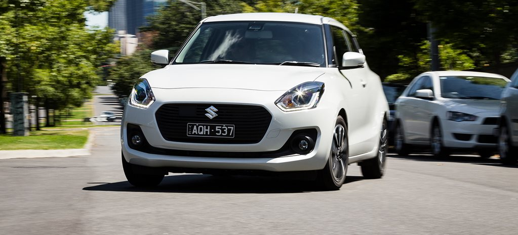 2018 Suzuki Swift GLX Turbo long-term review, part one