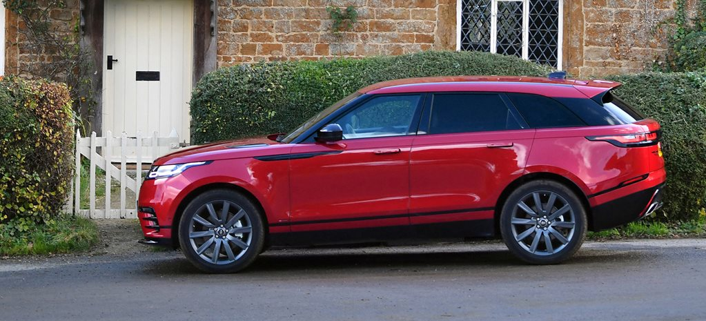 2019 Range Rover Velar gains new diesel, tech tweaks