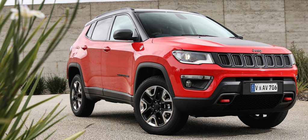 2018 Jeep Compass Trailhawk quick review