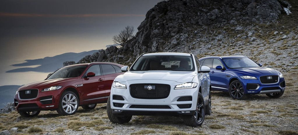 2019 Jaguar F-Pace Jaguar gains safety tech, SVR range topper