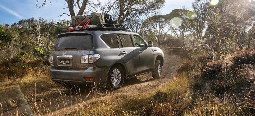 4x4 Shed: 2017 Nissan Patrol Ti-L Victorian High Country