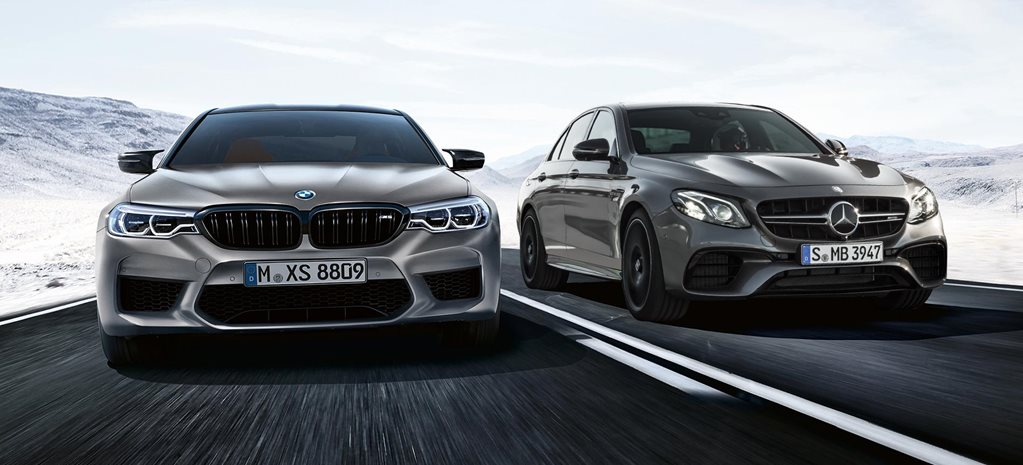 2018 BMW M5 Competition vs 2018 Mercedes-AMG E63 S: in numbers
