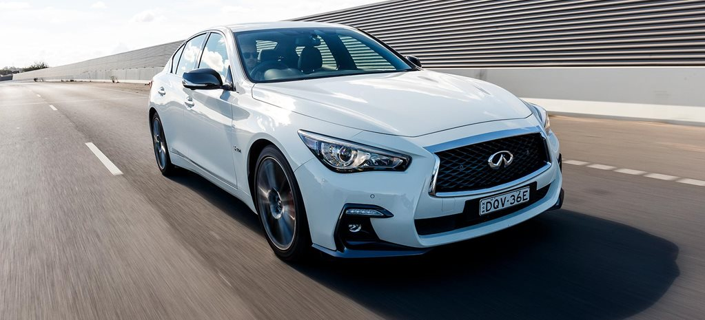 2018 Infiniti Q50 Red Sport long term review Part 3 feature