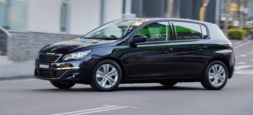 2018 Peugeot 308 Allure quick review