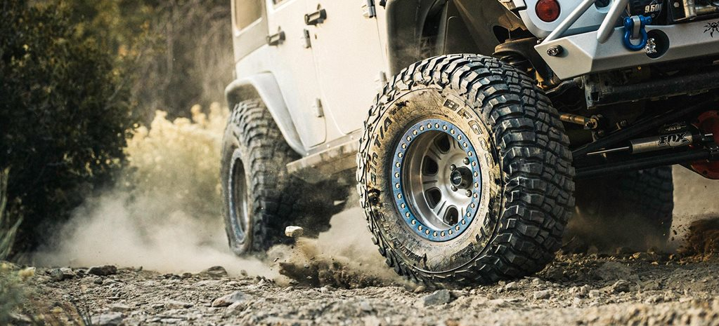 BFGoodrich KM3 tyres tested