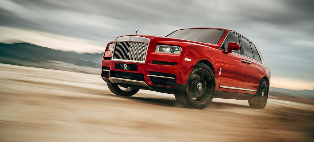 2019 Rolls-Royce Cullinan: High-riding hyperbole